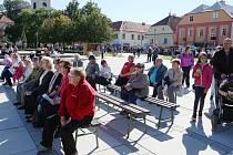 Kulturní středisko Lovoš pořádá například tradiční Václavskou pouť.
