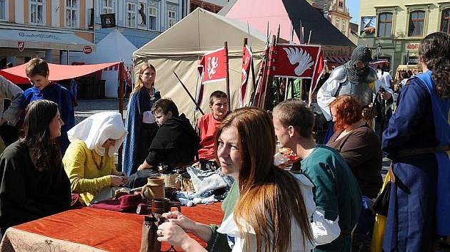 Vinobraní v Litoměřicích - 26. září 2009.
