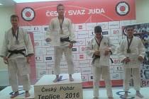 STŘÍBRO získal v kategorii mužů David Hozák.