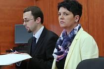 Soud s realitní makléřkou Eliškou Noskovou