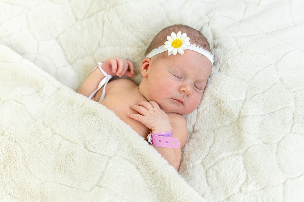 Kristýna Tašnerová se narodila Lence a Milanu Tašnerovým ze Štětí 29. května v 14.28 hodin v Roudnici n. L. (51 cm a 3,65 kg).