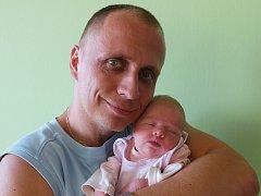 Gabriele a Jaromíru Němcovým z Bohušovic n. O. se 30.7. ve 12.19 hodin narodila v Litoměřicích dcera Nicol Němcová (49 cm, 3,02 kg).