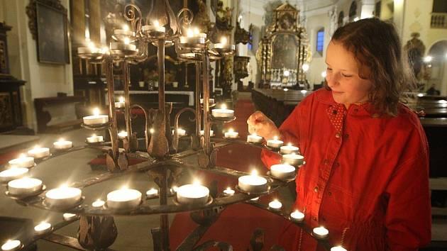 Noc kostelů 2013 - Katedrála sv. Štěpána