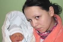 Janě Jurczákové a Lukášovi Motyčkovi z Pohořan se v litoměřické porodnici 21. února v 7.55 hodin narodil syn Jakub Motyčka. Měřil 45 cm a vážil 2,55 kg. Blahopřejeme!
