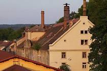 Pivovar v Roudnice nad Labem.