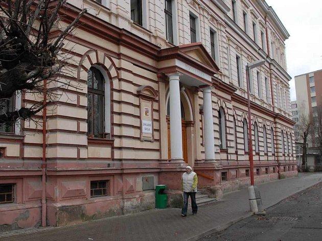 Základní škola Sady Pionýrů Lovosice