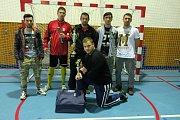 Šotek team s trofejí