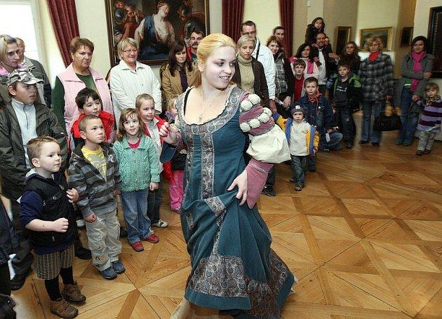 Pohádkou Sůl nad zlato zakončili na Státním zámku v Libochovicích letošní sezonu.