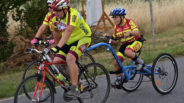 Časovka Giro de Zavadilka 2018.