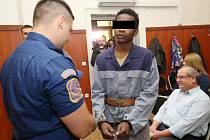 A. I. D. obžalovaný ze znásilnění dívky u Lukavce u soudu v Litoměřicích