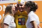 Závod míru juniorů dojel do cíle. V neděli v Terezíně skončil poslední etapou letošní 17.ročník ZMJ.