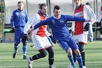 Fotbal Roudnice - Ústí n. L.