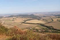 Výhled z Lipské