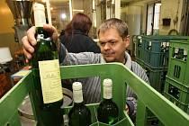 Nový vzhled etiket litoměřických vín.