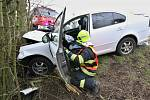 Dopravní nehoda u obce Rohatce