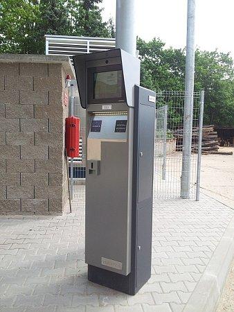 Společnost Autoexpert spol. sr.o.  otevřela na Litoměřicku, konkrétně vTerezíně, první čerpací stanici, kde je možné tankovat stlačený zemní plyn - CNG.