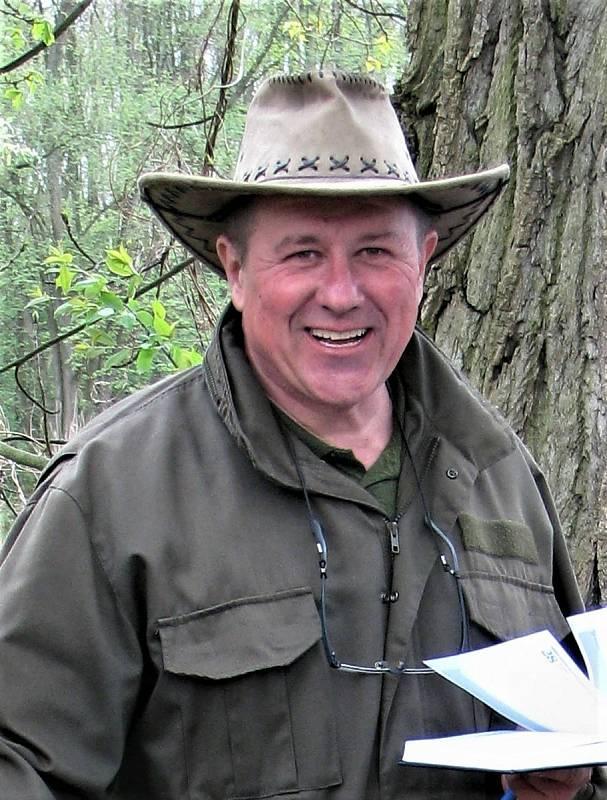 Václav Šťástka je předsedou místní skupiny rybářů v Doksanech už 10 let.