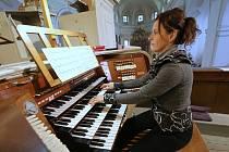 Koncert  pro hospic v katedrále sv Štěpána v Litoměřicích