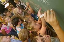 Zahájení nového školního roku na ZŠ Antonína Baráka v Lovosicích
