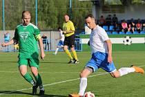 Sport fotbal KP Vilémov - Lovosice