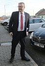 SLÍBIL PENÍZE. Ministr dopravy Dan Ťok dorazil tento týden na Litoměřicko.