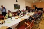 Vlasta Šumová z domova na Dómském pahorku slaví 103 let. Je nejstarší žijící obyvatelkou Litoměřic.