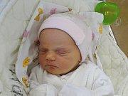 Alžběta Zadražilová se narodilaBarboře Šterclové a Antonínu  Zadražilovi z Chudoslavic  31.1. v 5:08 hodin v Litoměřicích (2,95 kg a 49 cm).