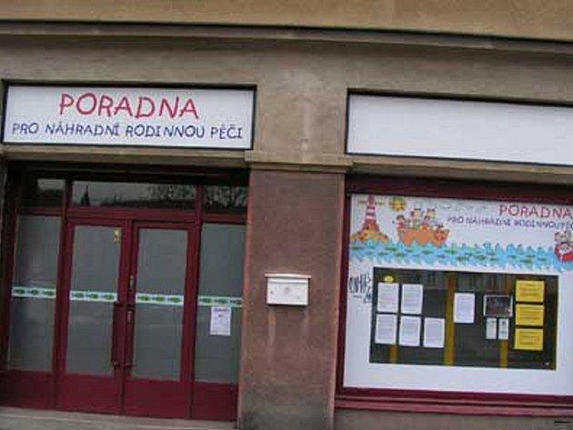 Poradna pro náhradní rodinnou péči v Litoměřicích.
