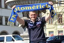 Předseda FK Litoměřicko Radek Bania.