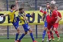 FK Litoměřicko - ilustrační foto.