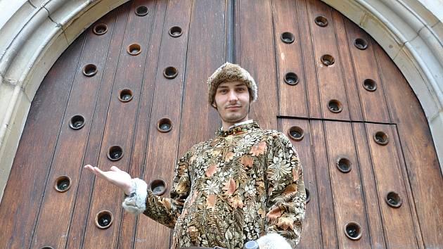 Na kostýmované prohlídky, středověkou kuchyni nebo přednášku historika zve Centrum cestovního ruchu Litoměřice.