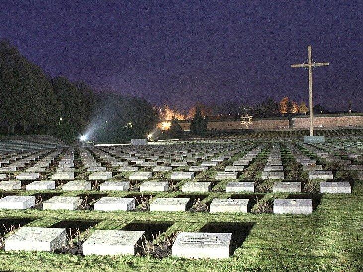 Památník Terezín.