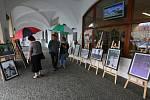 Litoměřický fotoklub Porta pořádá výstavu fotografií na dlažbě