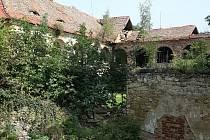 Malebná usedlost pod Borčem