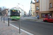 Palachova ulice v Litoměřicích prochází rekonstrukcí a první polovina, která je hotová se stala terčem kritiky od místních obyvatel.