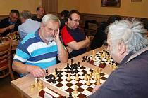 Hráči Šachového klubu Litoměřice