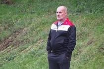 Jaroslav Markvart, trenér Býčkovic
