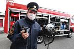 Litoměřičtí profesionální hasiči mají nový technický automobil pro zásahy při chemických a ropných havariích