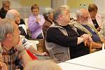 Setkání s radnicí v Lovosicích