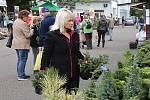Zahradnický a ovocnářský veletrh Zahrada Čech 2017, jen první den navštívilo několik tisíc návštěvníků. Bylo z čeho vybírat a na co se dívat.