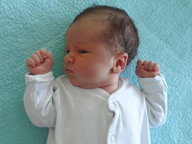 Jakub Komínek se narodil 28. května v 11.24 hodin Monice  a Tomášovi Komínkovým ze Sulejovic. Vážil 4 kg a měřil 53 cm.