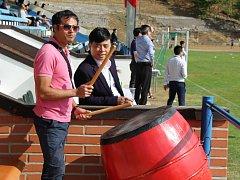 V Litoměřicích se konalo přátelské utkání fotbalových týmů z celého kraje sestavených z Vietnamců žijících v ČR