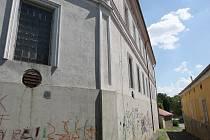 Budova bývalé octárny v Litoměřicích