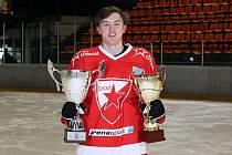 Hokejista Michal Daniel