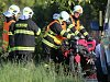 Na okraji Drásova se stala další smrtelná nehoda motorkáře
