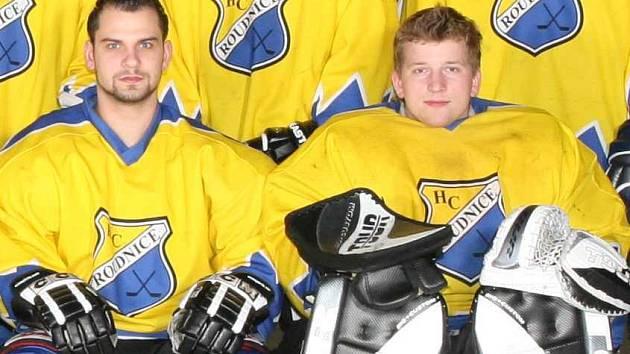 Roudničtí hokejisté postoupili do II. ligy