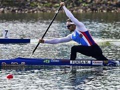 Martin Fuksa si zajistil účast ve finále.