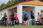 Roudničtí volejbalisté se konečně dočkali nové klubovny. Slavnostně ji pokřtili  klubovým turnajem.