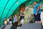 Hudební country festival Budyňský poutník 2019