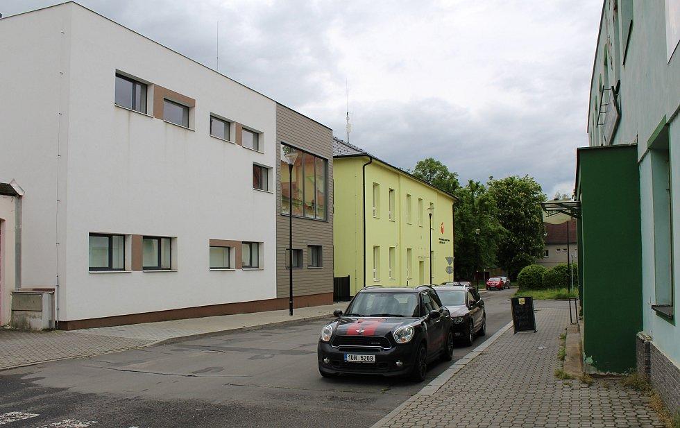 Město Štětí.